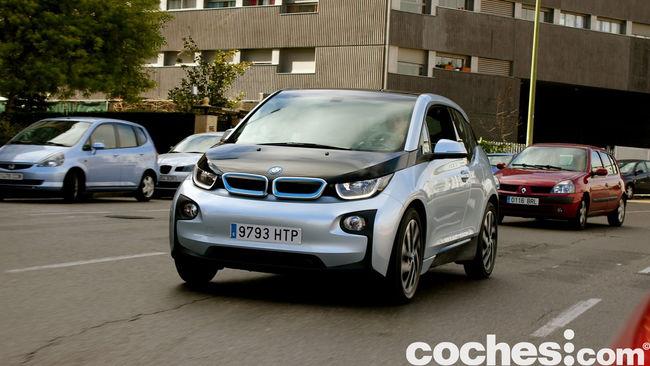 BMW i3 prueba contacto 43