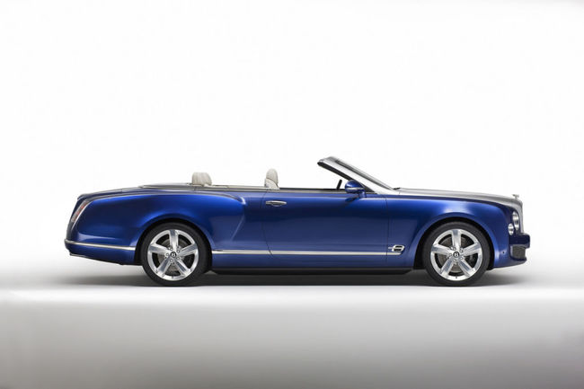 Bentley Grand Convertible Concept 2014 02