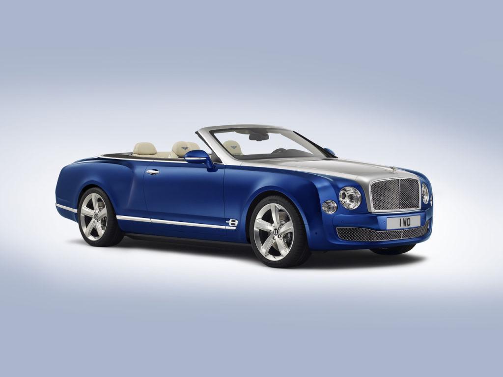 Bentley Grand Convertible Concept 2014 07