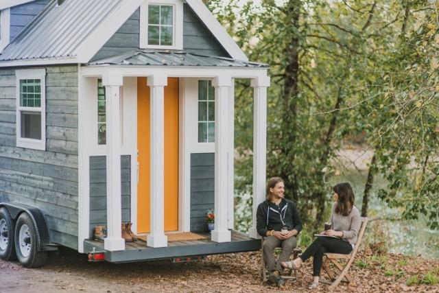 Casa en un remolque (15)