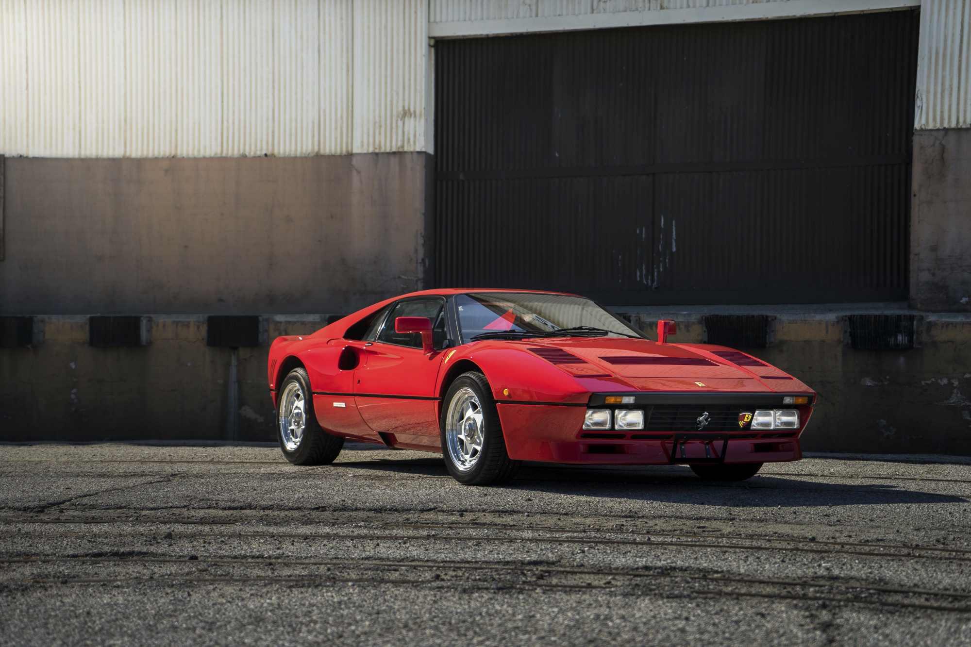 Ferrari 288 GTO 1984 09