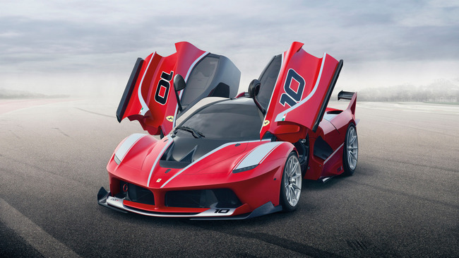 Ferrari FXX K 2014 01