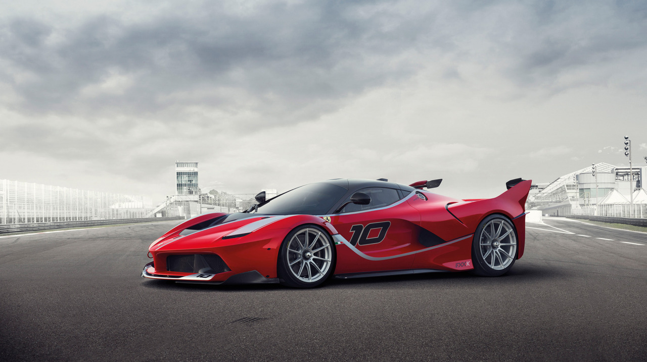 Ferrari FXX K 2014 04