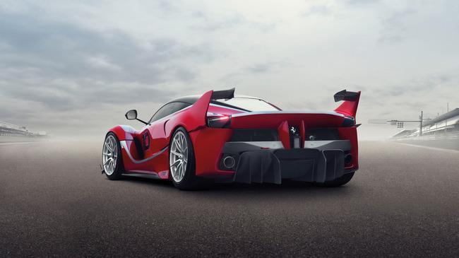 Ferrari FXX K 2014 05