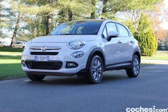 Fiat 500X prueba 11
