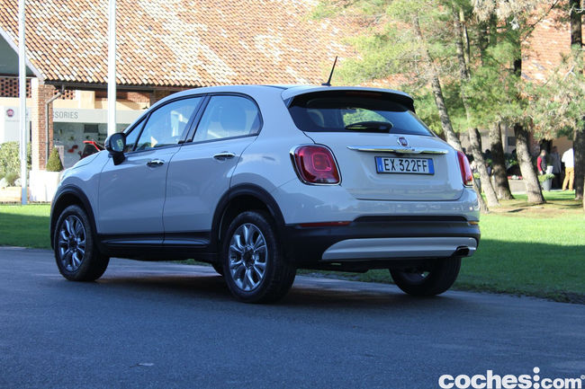 Fiat 500X prueba 15