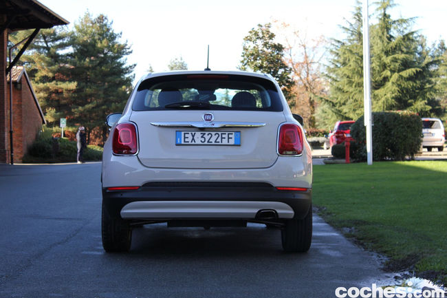Fiat 500X prueba 16