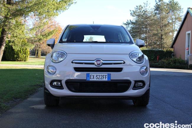 Fiat 500X prueba 28
