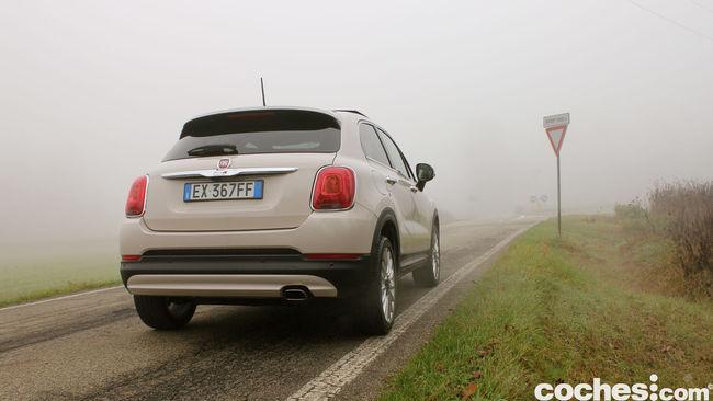 Fiat 500X prueba 85