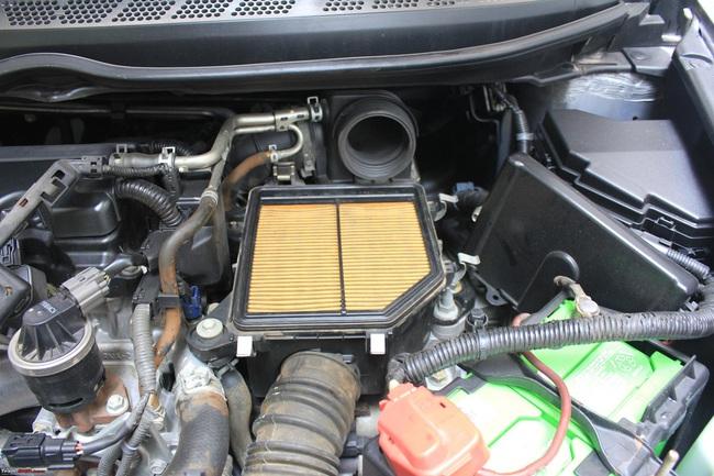 Filtro de aire del motor