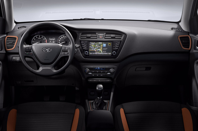 Hyundai i20 Coupe 2015 interior 01