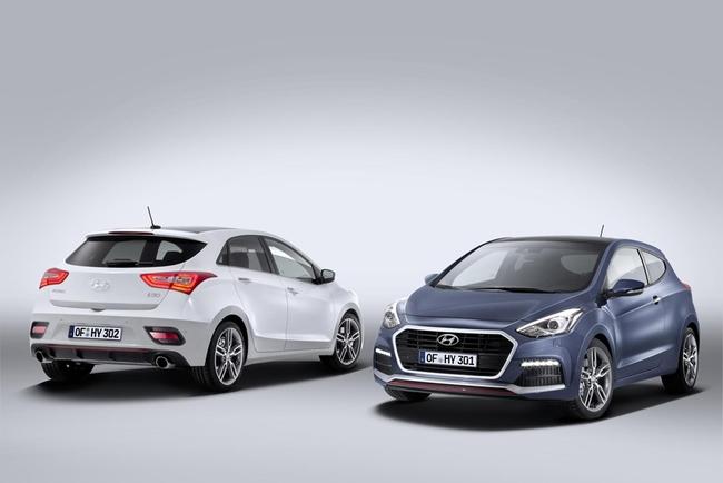 Hyundai i30 2015 gama