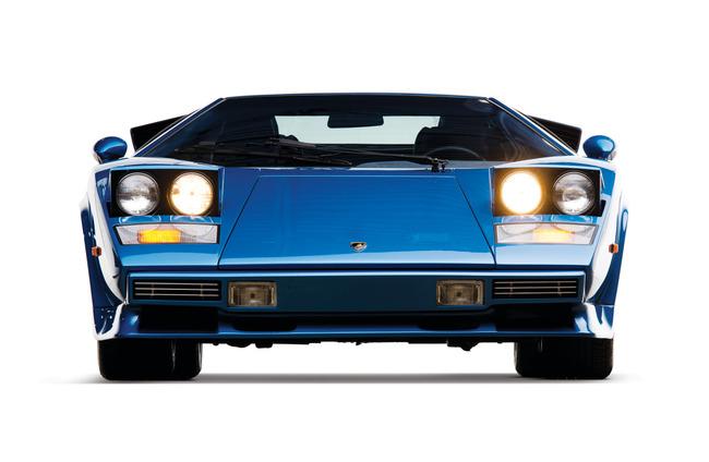 Lamborghini Countach LP400S 1979 12