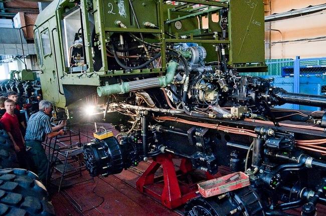 Maz001 motor