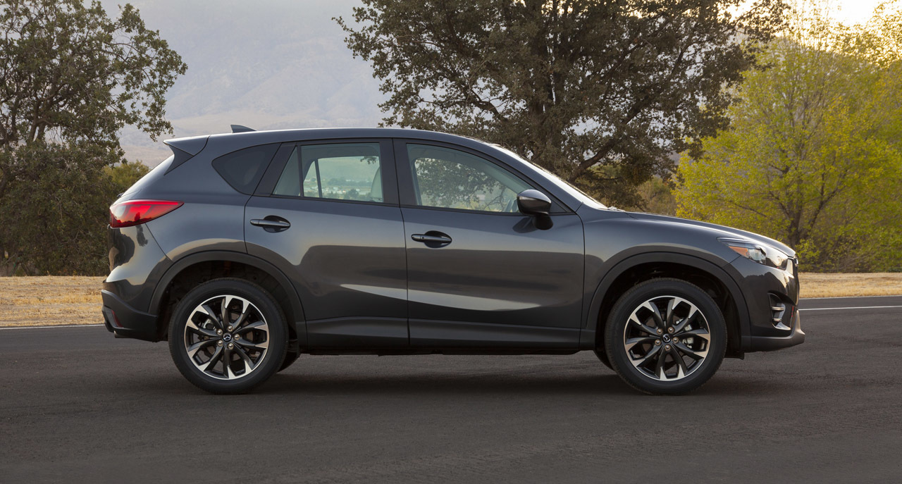 Mazda CX-5 2015 13
