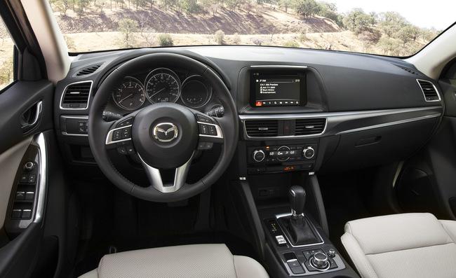 Mazda CX-5 2015 interior 04