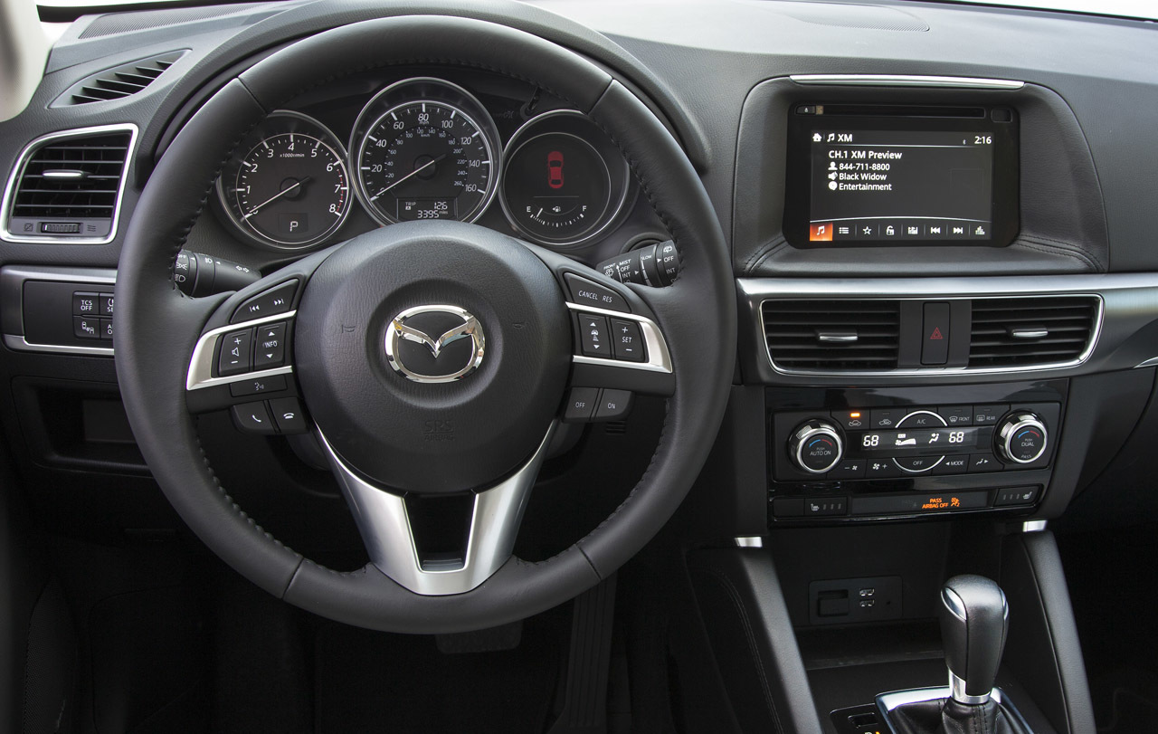 El Mazda Cx 5 2015 Gana Presencia Y Estilo