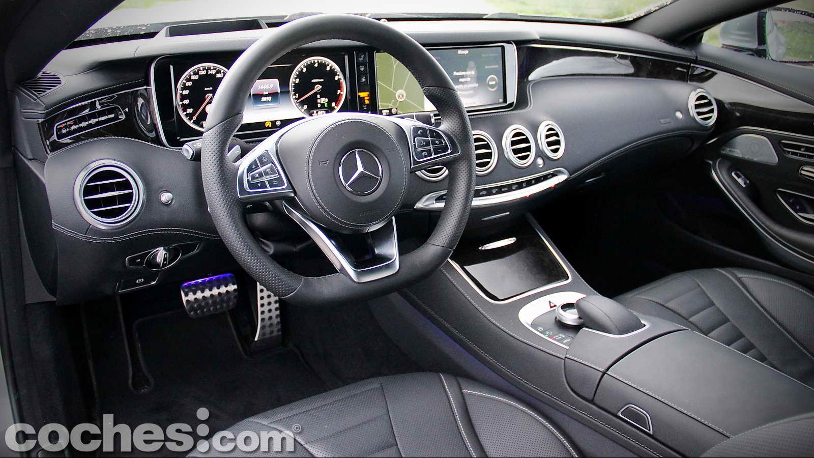Mercedes benz s 500 4matic coup prueba contacto for Mercedes benz complaint department
