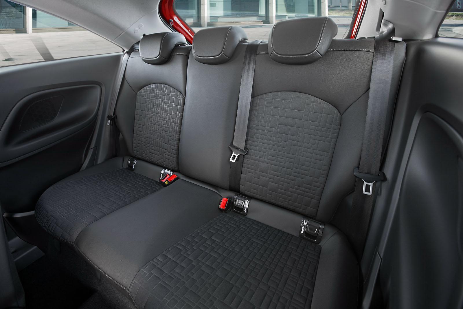 Opel corsa 1 4 turbo de 150 cv justo y necesario for Interiores 2016