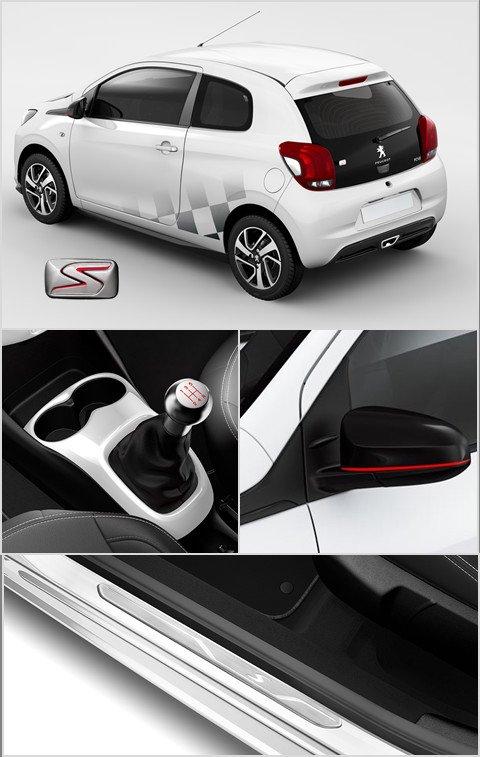 Peugeot 108 S 2014 02