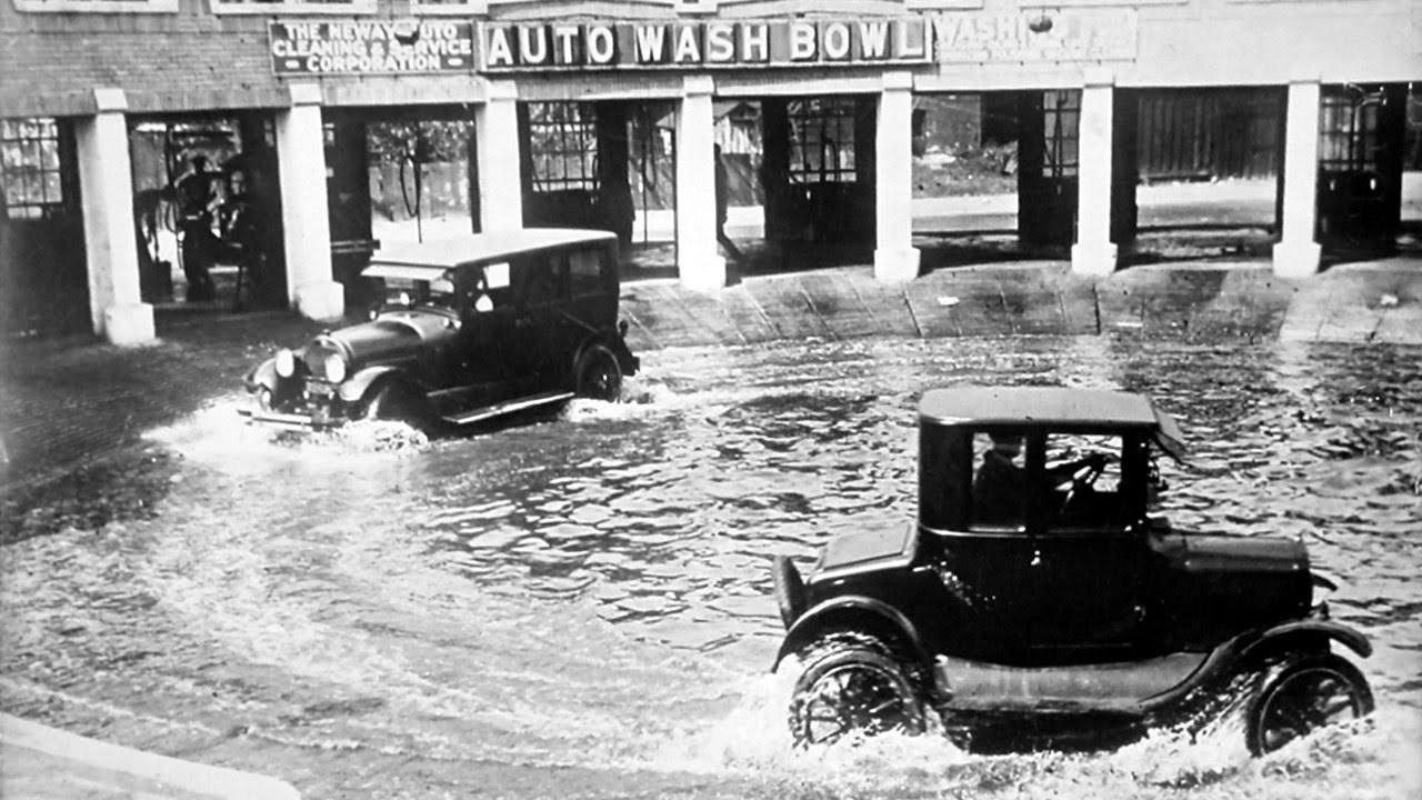 Plaza lavado coches