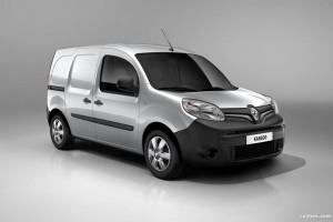 Renault Kangoo Furgón 2013