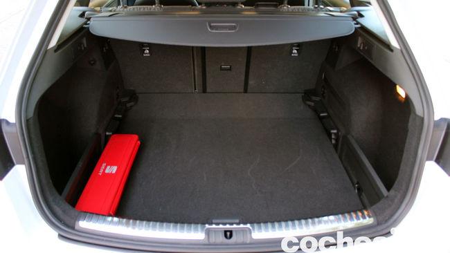 Seat Leon ST 1.4 TSI prueba 12