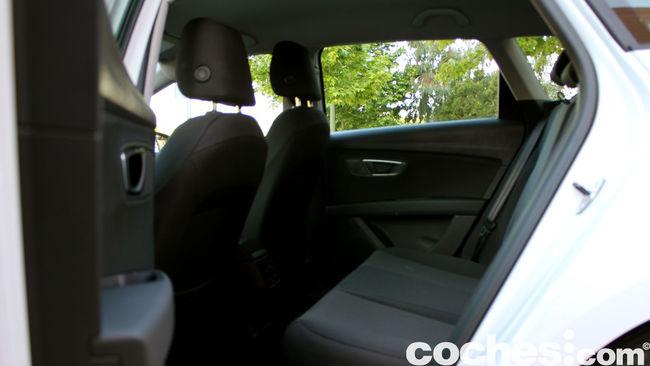Seat Leon ST 1.4 TSI prueba 14