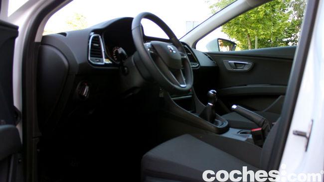 Seat Leon ST 1.4 TSI prueba 15