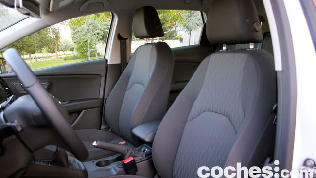 Seat Leon ST 1.4 TSI prueba 16