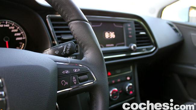 Seat Leon ST 1.4 TSI prueba 18