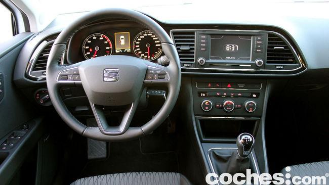 Seat Leon ST 1.4 TSI prueba 19