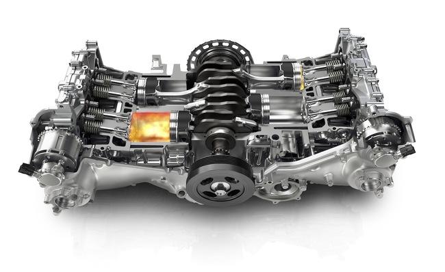 Subaru Outback 2015 Boxer diesel