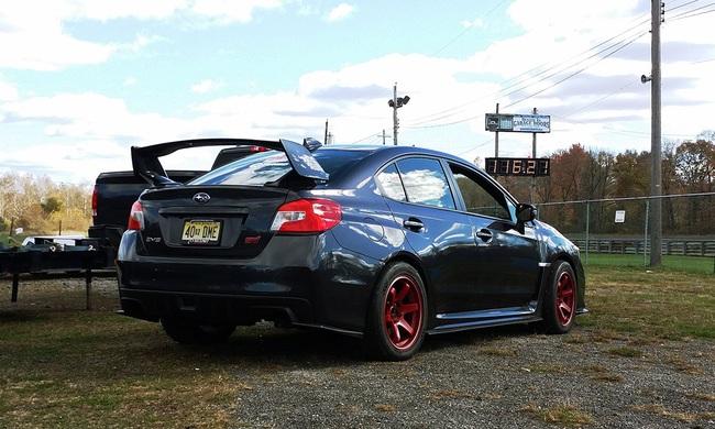 Subaru WRX STI AMS Performance