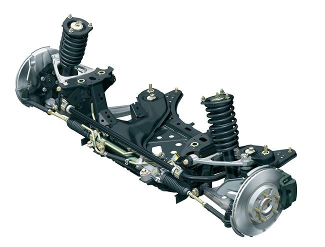 Tipos de suspensiones: ventajas y desventajas