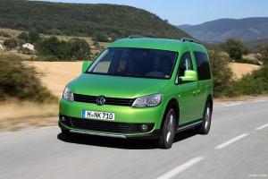 Volkswagen Caddy Combi 2010