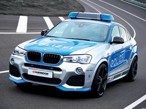 AC-Schnitzer BMW X4 ACS Polizei Tune ItI Safe! Conc 2014