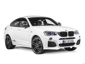 AC-Schnitzer BMW X4 ACS4 F26 2014