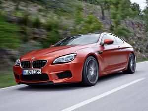 BMW M6 Coupe F13 2015