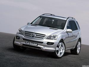Carlsson Mercedes Clase ML CM50 W164 2012