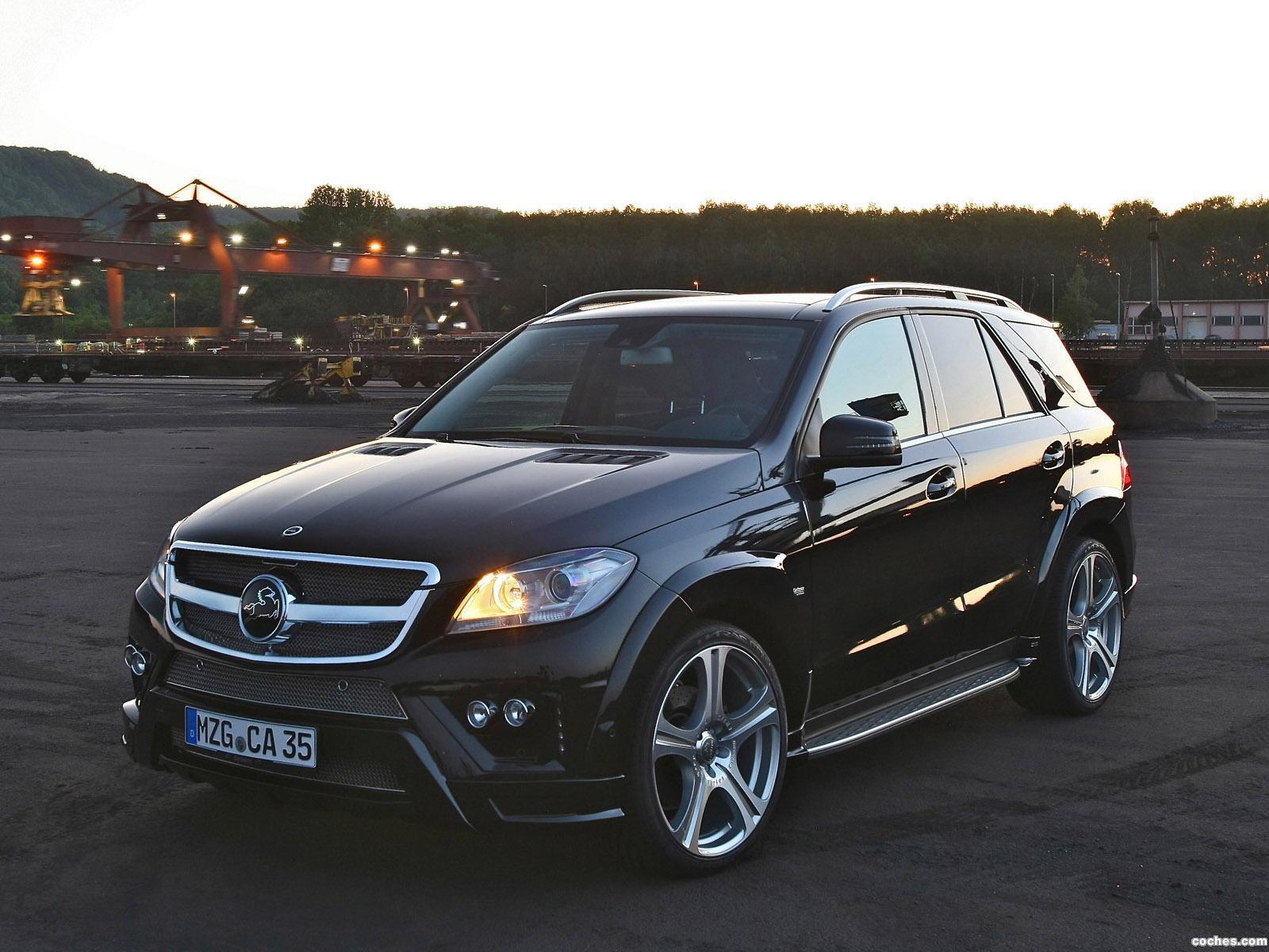 Fotos De Mercedes Carlsson Clase M Cml35 2012