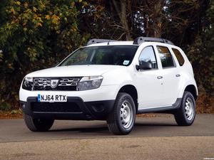 Dacia Duster Access UK 2014