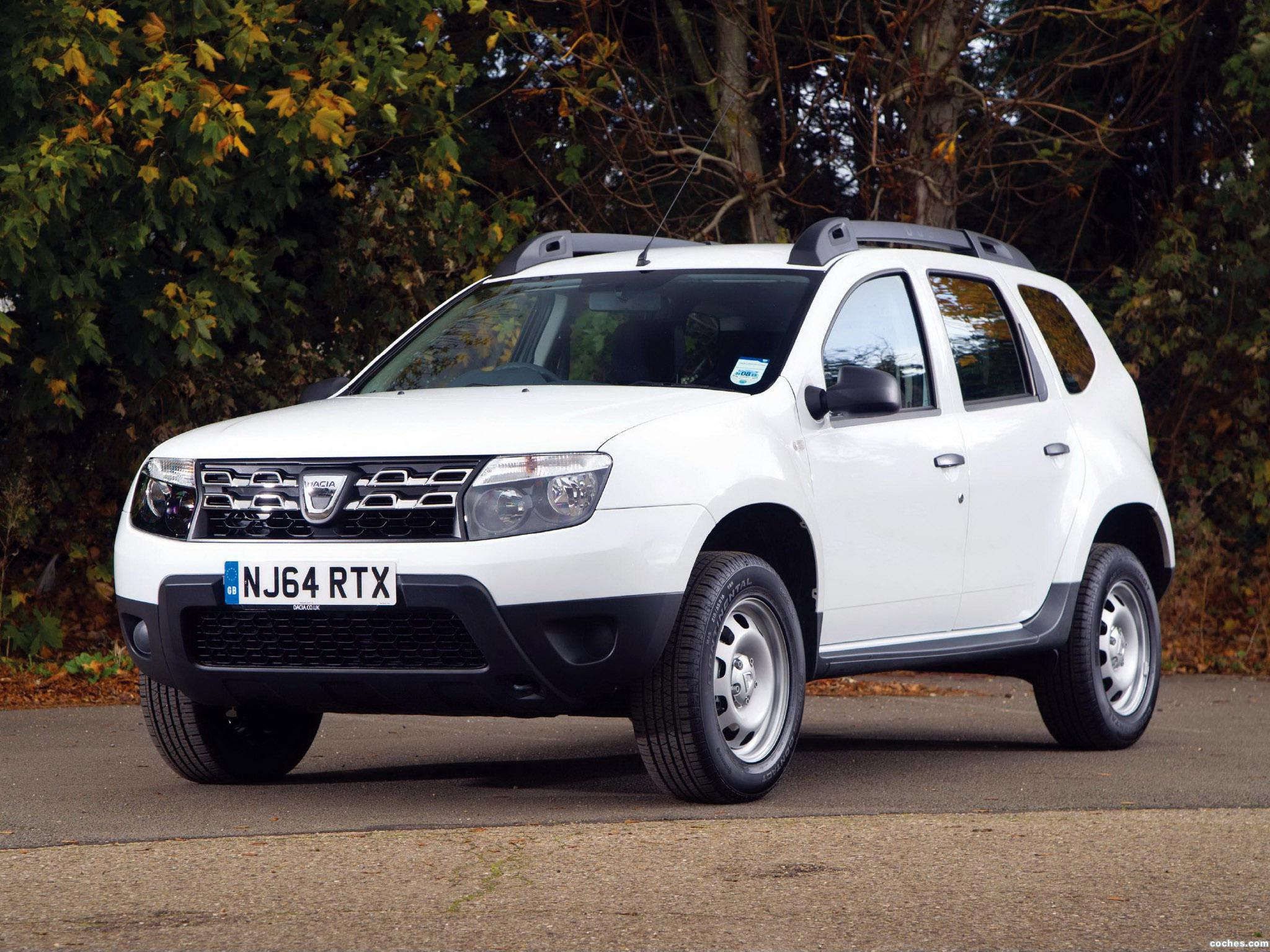 Fotos de dacia duster access uk 2014 foto 4 for Immagini dacia duster