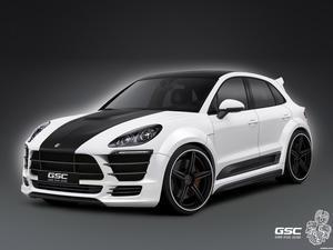 Porsche GSC Macan 2014