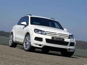 Hofele Design Volkswagen Touareg V6 TDI BlueMotion 2014