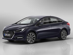 Hyundai i40 Sedan 2015