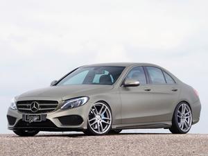 Inden Design Mercedes Clase C AMG Line 2014