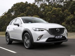 Mazda CX-3 Australia 2015
