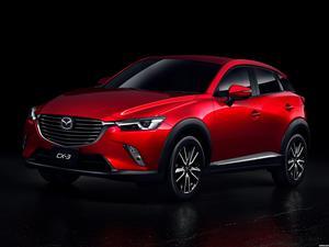 Mazda CX-3 Japan 2015
