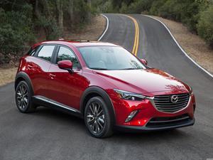 Mazda CX-3 USA 2015
